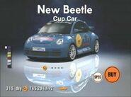 Vw beetlecup