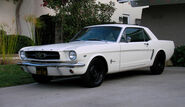 1964 Ford Mustang V8 Coupe Front