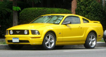 Ford Mustang GT coupe -- 07-30-2009.jpg
