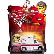2 Rescue Squad Ambulance
