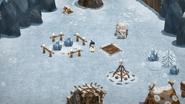 Iceberg Luak base