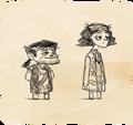02 island character sketch II