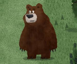 Cholmek's bear