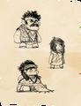 01 island character sketch I