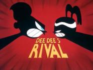 Rywalka Dee Dee (title card)