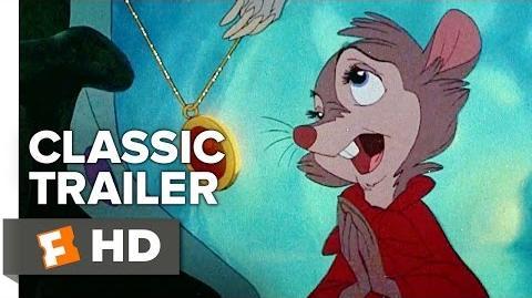 The Secret of NIMH (1982) Official Trailer - Dom DeLuise, Derek Jacobi Movie HD