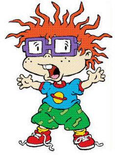 Chuckie Finster Cartoonica