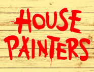 House Painters Title Card