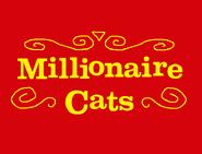 Millionaire Cats Title Card