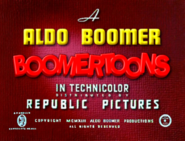 Boomertoons Cartoon Logo (1942-1943) - House Painters