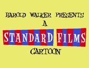Standard Films Logo 1957-1960 (Harold Walker's variant)