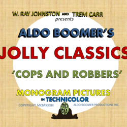 Cops And Robbers (Jolly Classics)