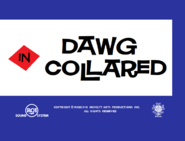 Dawg Collared (The Fox and the Crow) Title Card