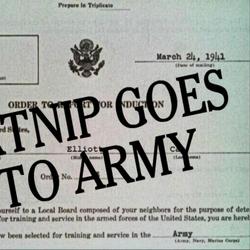 Catnip Goes To Army (Catnip Cat)