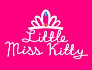 Little Miss Kitty Title Card