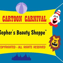 Gopher's Beauty Shoppe (Color Classics)