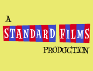 A Standard Films Production Logo 1957-1960