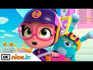 Abby Hatcher - Princess Flug's Flower Float - Nick Jr