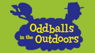 Oddballs In The Outdoors Title Card (Widescreen)