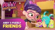 Abby Hatcher Episode 1 – Abby Meets Her First Fuzzly PAW Patrol Official & Friends