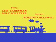 Locomotive Corny Credits 2