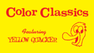 Harold Walker's Color Classics Logo 1957-1960 (Yellow Quacker variant) (widescreen)