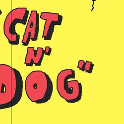 Cat N' Dog (Aldo Boomer, 1959)