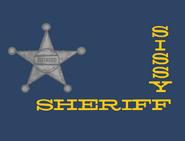 Sissy Sheriff Title Card