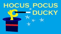 Hocus Pocus Ducky Title Card (widescreen).png