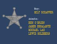 Sissy Sheriff Credits 2