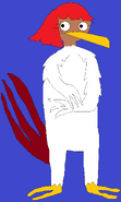 Fanny Rooster