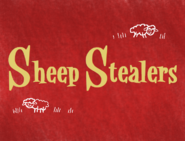 Sheep Stealers Title Card