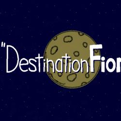 Destination Fiona (Fiona Cat)