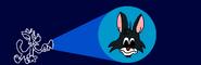 Catnip Cat cartoon (Cinemascope version) Opening Card