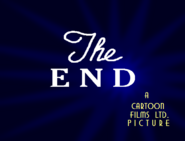 Harold Walker Cartoons - Ending Card (1939-1941)