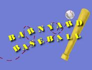 Barnyard Baseball Title Card