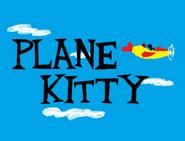 Plane Kitty Title Card
