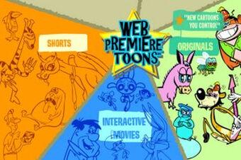Web Premiere Toons The Cartoon Network Wiki Fandom