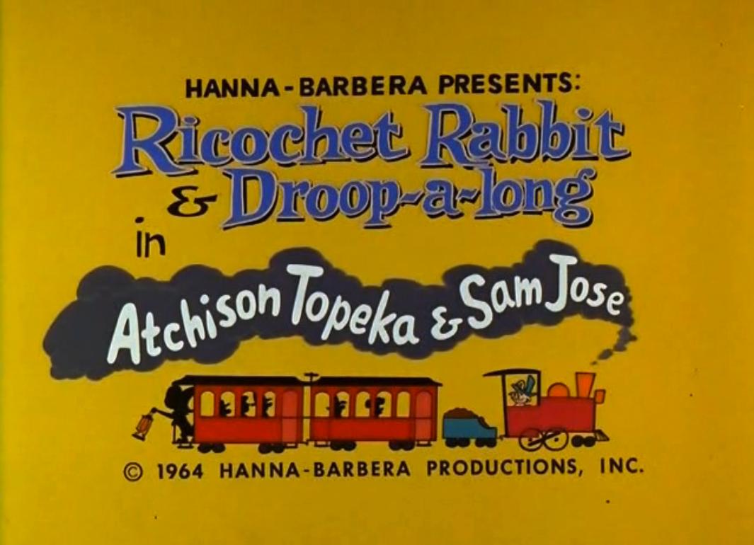 Ricochet Rabbit & Droop-a-long