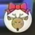 Reindeer city icon
