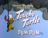 Touche Turtle Title Card.png