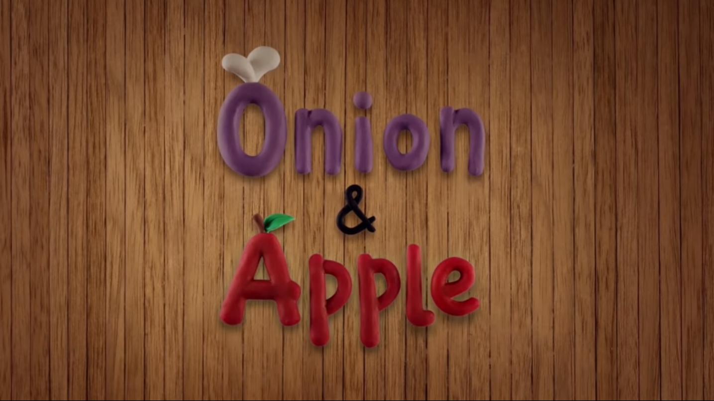 Cebollín y Manzana