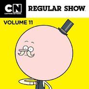Regular Show iTunes Volume 11 Cover