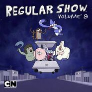 Regular Show iTunes Volume 8 Cover