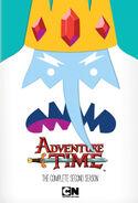 AdventureTimeCompleteSecondSeasonDVD