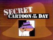 Secret Cartoon of the Day