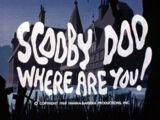 ¡Scooby Doo, Dónde Estás!