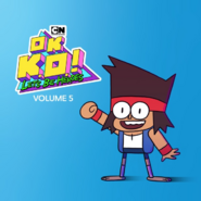 OKKO iTunes Volume 5 Cover
