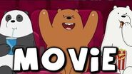 We Bare Bears MOVIE & SPINOFF SERIES Coming Soon!