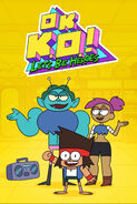 OK K.O.! Let's Be Heroes HBO Max
